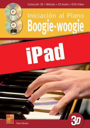 Iniciación al piano boogie-woogie en 3D (iPad)