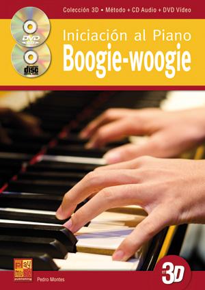 Iniciación al piano boogie-woogie en 3D