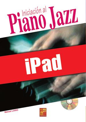 Iniciación al piano jazz (iPad)