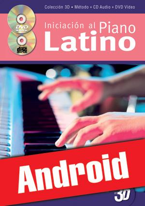 Iniciación al piano latino en 3D (Android)