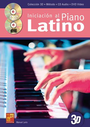 Iniciación al piano latino en 3D