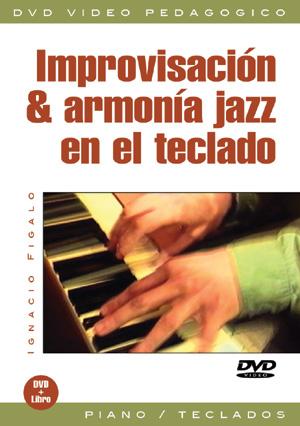 Improvisación & armonía jazz en el teclado