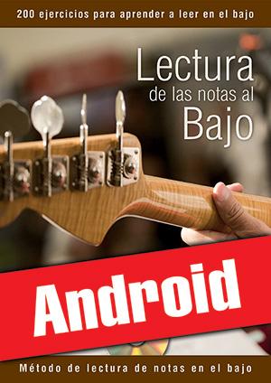 Lectura de las notas al bajo (Android)