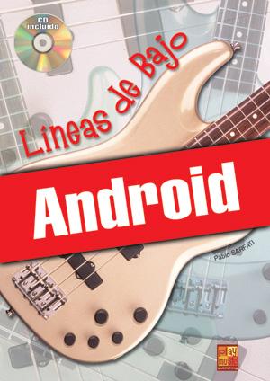 Líneas de bajo (Android)