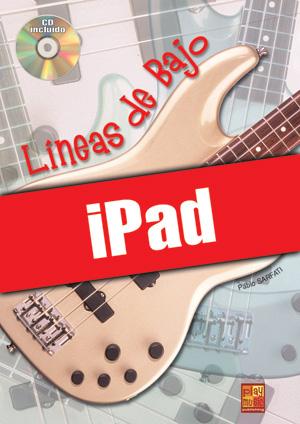Líneas de bajo (iPad)