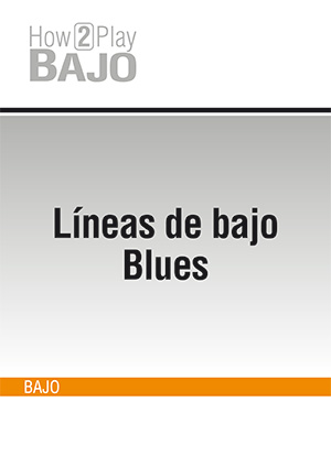 Líneas de bajo Blues