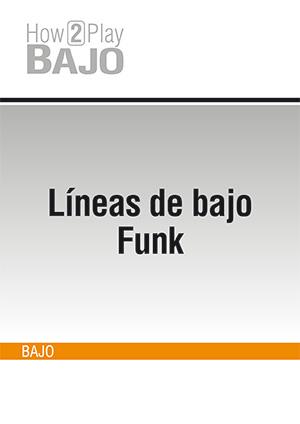 Líneas de bajo Funk #1