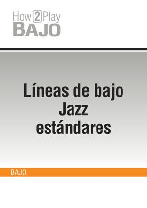 Líneas de bajo Jazz