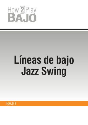 Líneas de bajo Jazz Swing