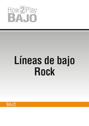 Líneas de bajo Rock #1