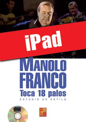 Manolo Franco - Estudio de estilo (iPad)