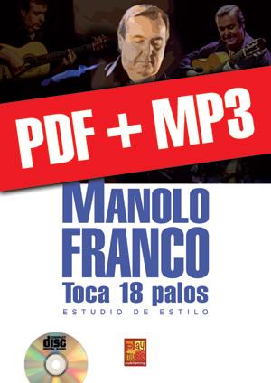 Manolo Franco - Estudio de estilo (pdf + mp3)