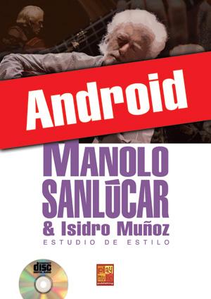 Manolo Sanlúcar - Estudio de estilo (Android)
