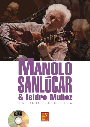 Manolo Sanlúcar - Estudio de estilo