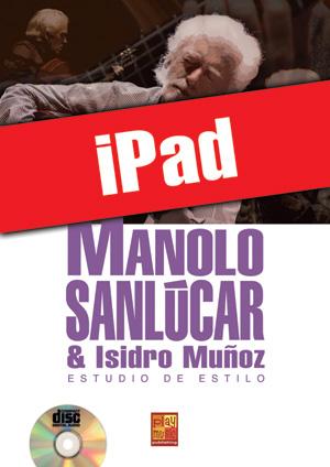 Manolo Sanlúcar - Estudio de estilo (iPad)