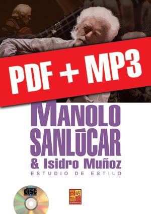 Manolo Sanlúcar - Estudio de estilo (pdf + mp3)