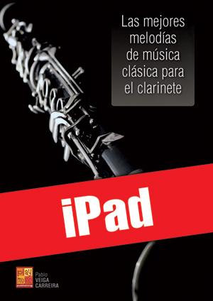Las mejores melodías de música clásica para el clarinete (iPad)