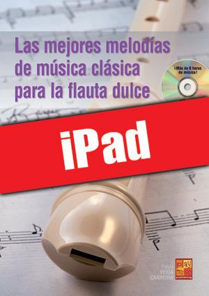 Las mejores melodías de música clásica para la flauta dulce (iPad)