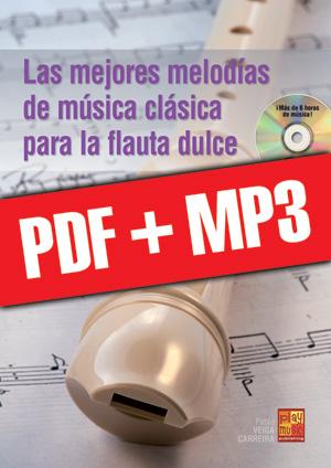 Las mejores melodías de música clásica para la flauta dulce (pdf + mp3)