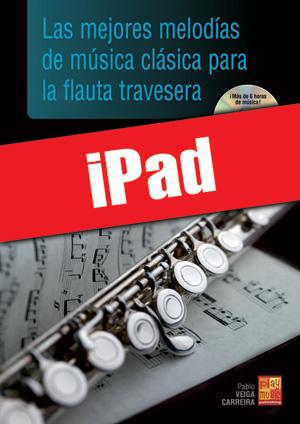 Las mejores melodías de música clásica para la flauta travesera (iPad)