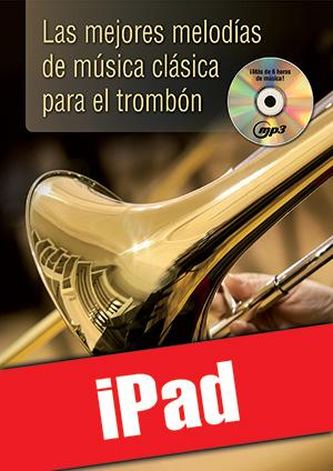Las mejores melodías de música clásica para el trombón (iPad)