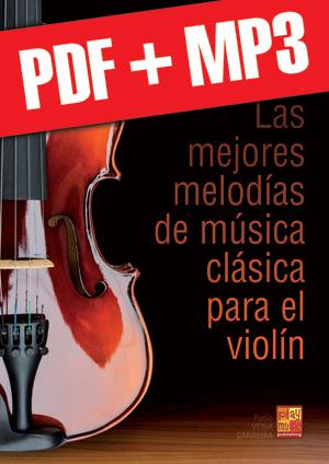 Las mejores melodías de música clásica para el violín (pdf + mp3)