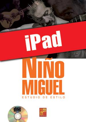 Niño Miguel - Estudio de estilo (iPad)
