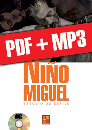 Niño Miguel - Estudio de estilo (pdf + mp3)