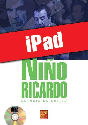 Niño Ricardo - Estudio de estilo (iPad)