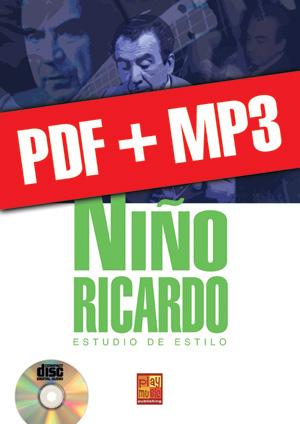 Niño Ricardo - Estudio de estilo (pdf + mp3)