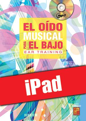 El oído musical para el bajo (iPad)