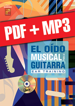 El oído musical para la guitarra (pdf + mp3)