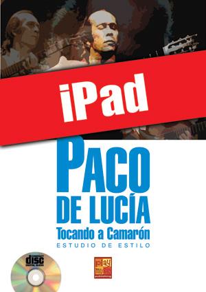 Paco de Lucia - Estudio de estilo (iPad)