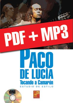 Paco de Lucia - Estudio de estilo (pdf + mp3)
