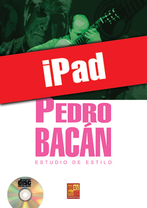Pedro Bacán - Estudio de estilo (iPad)