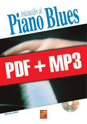 Iniciación al piano blues (pdf + mp3)