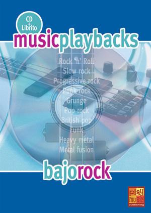 Music Playbacks - Bajo rock