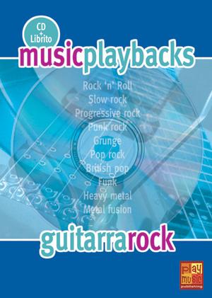 Music Playbacks - Guitarra rock