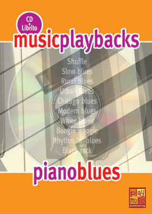 Music Playbacks - Piano blues