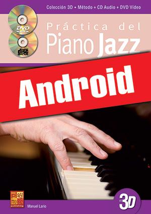 Práctica del piano jazz en 3D (Android)