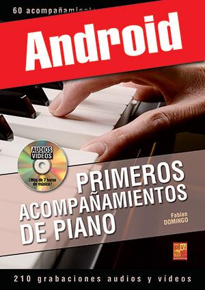 Primeros acompañamientos de piano (Android)