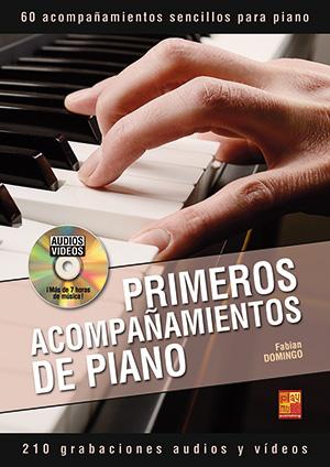 Primeros acompañamientos de piano