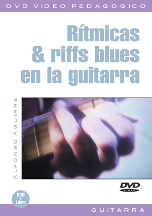 Rítmicas & riffs blues en la guitarra