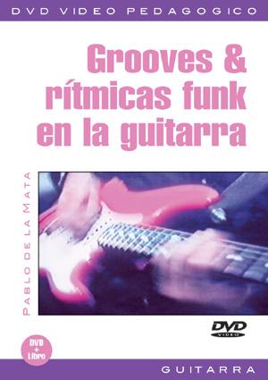 Grooves & rítmicas funk en la guitarra