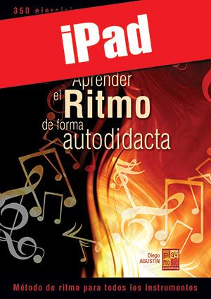 Aprender el ritmo de forma autodidacta - Todos instrumentos (iPad)