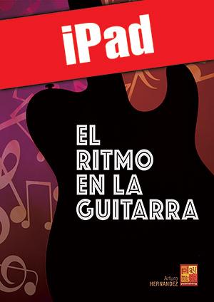 El ritmo en la guitarra (iPad)