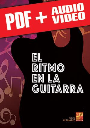 El ritmo en la guitarra (pdf + mp3 + vídeos)