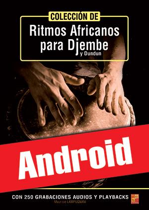 Colección de ritmos africanos para djembe y dundun (Android)