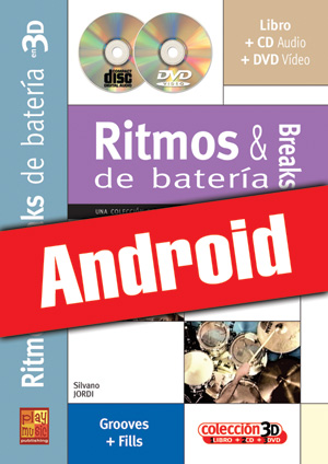 Ritmos & breaks de batería en 3D (Android)