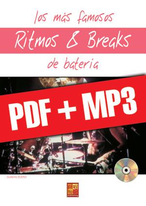 Los más famosos ritmos & breaks de batería (pdf + mp3)